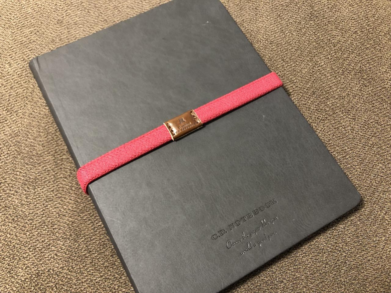 紳士なノートのハードカバー版