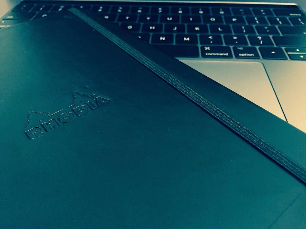 RHODIA(ロディア)Webnotebook