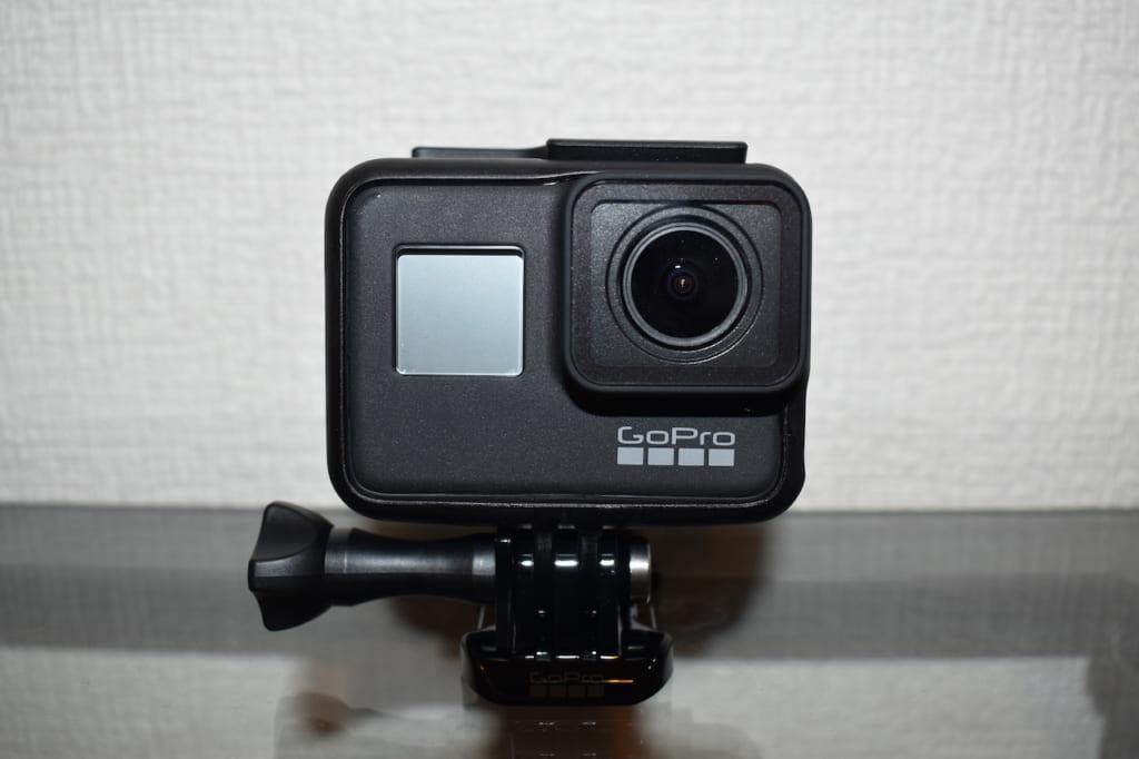 GoPro HERO7 Blackのカメラ正面