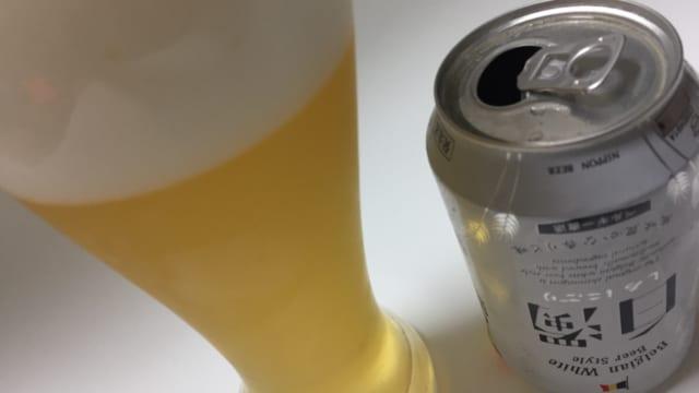 ベルギービール白濁(しろにごり)