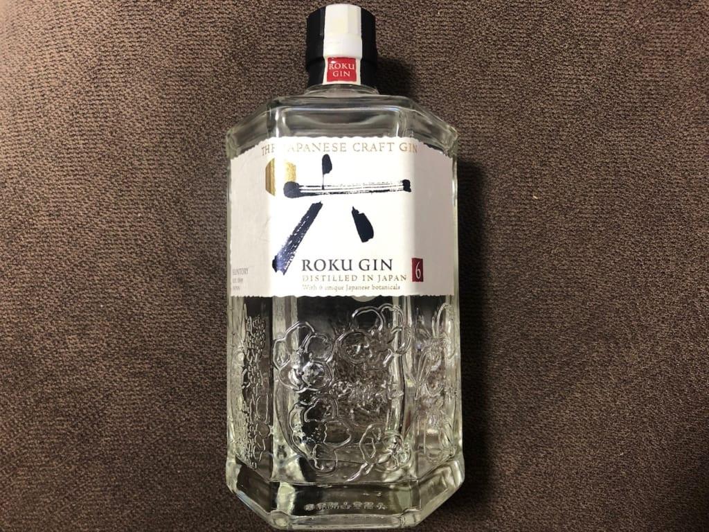サントリーROKU GIN<六ジン(ロクジン)>