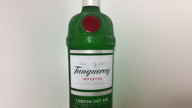 タンカレー(Tanqueray) ロンドン ドライジン