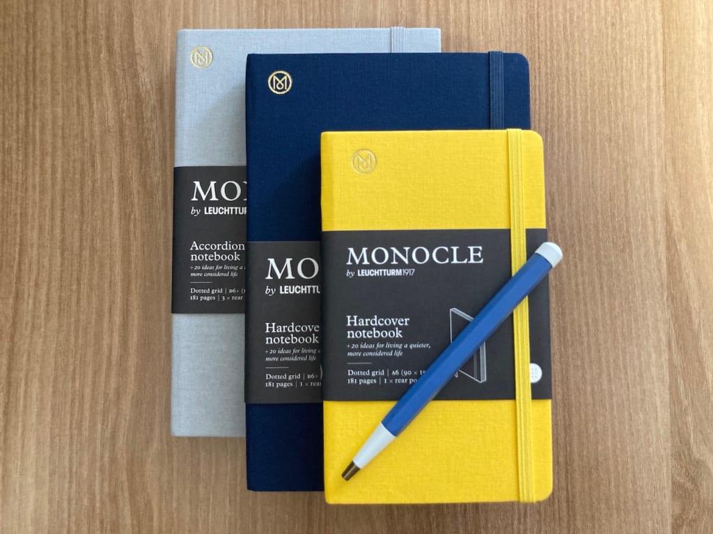 ロイヒトトゥルムのMONOCLE(モノクル)版