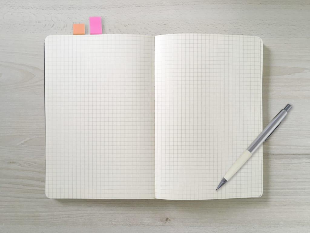 方眼罫ノート